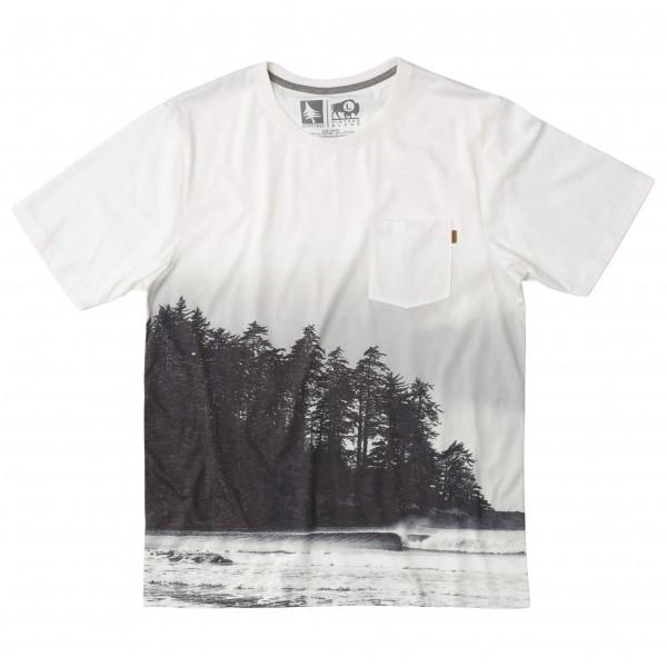 Hippy Tree - T-Shirt Inlet - T-shirt