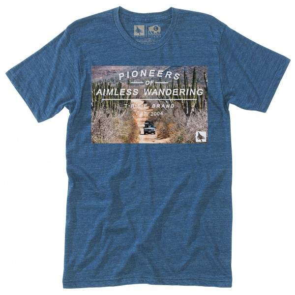 Hippy Tree - T-Shirt Nomadic - T-paidat