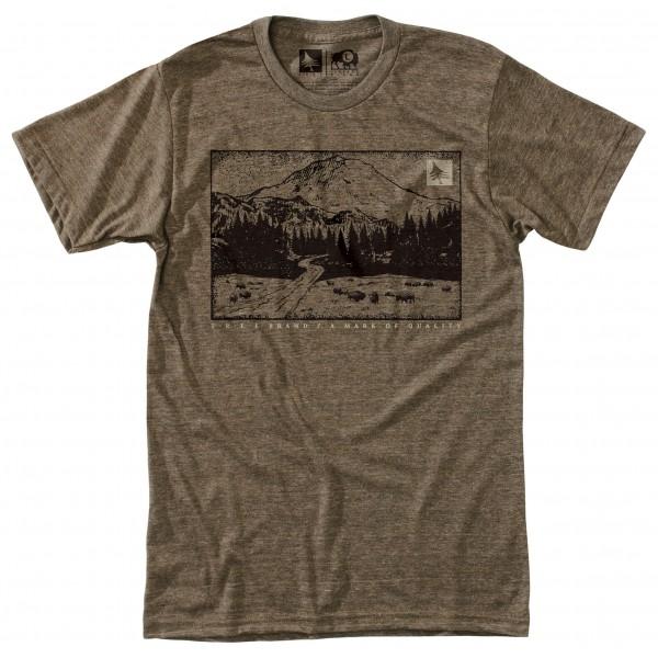 Hippy Tree - T-Shirt Rivermouth - T-Shirt