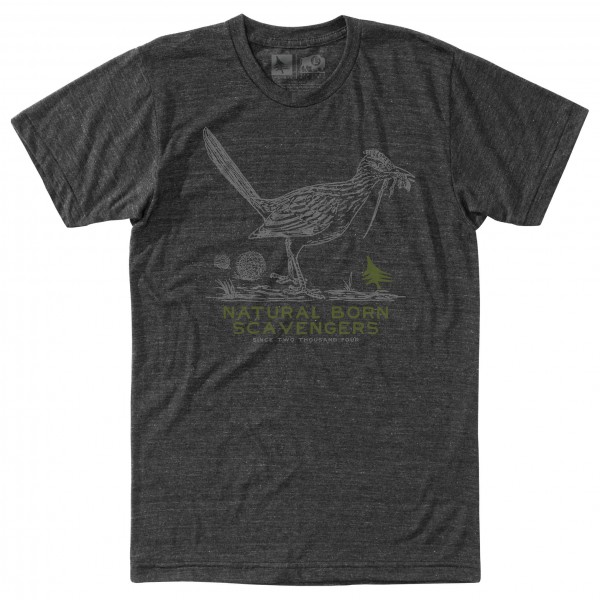Hippy Tree - T-Shirt Scrounger - T-Shirt