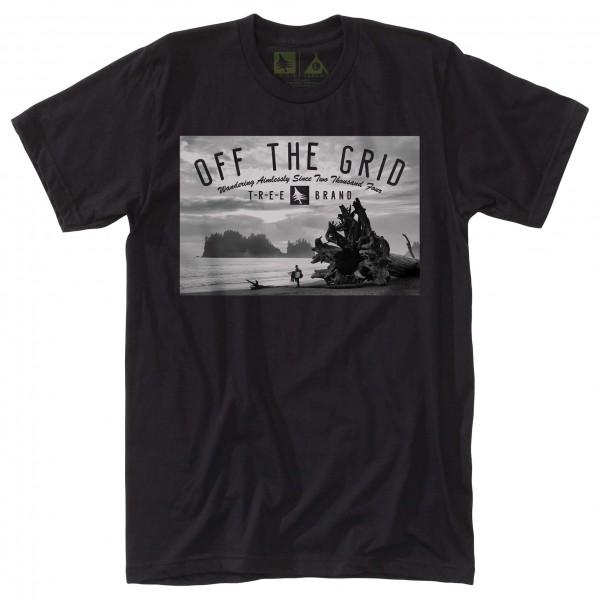 Hippy Tree - T-Shirt Shoreline - T-Shirt