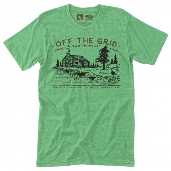 Hippy Tree - T-Shirt Streamside - T-Shirt