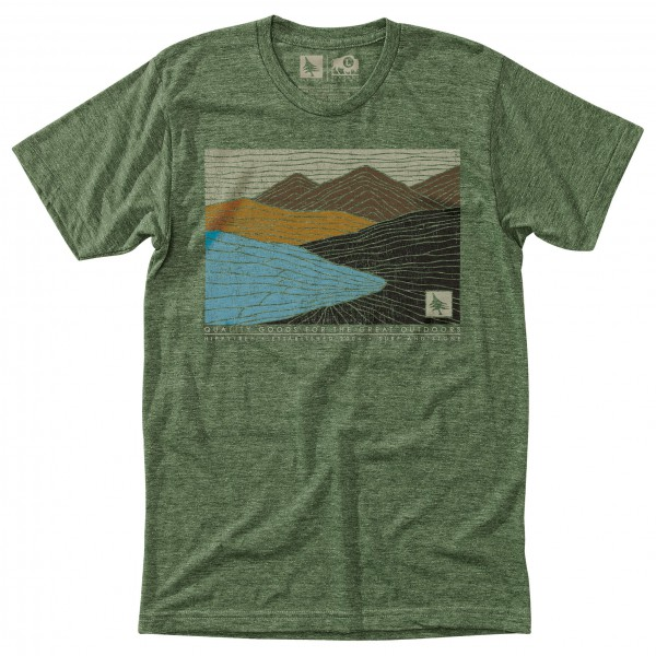 Hippy Tree - T-Shirt Tundra - T-Shirt