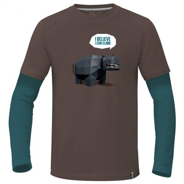 ABK - Hyppo 3D Tee L/S - Long-sleeve