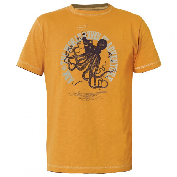 ABK - Octopus Exploration Tee - T-Shirt