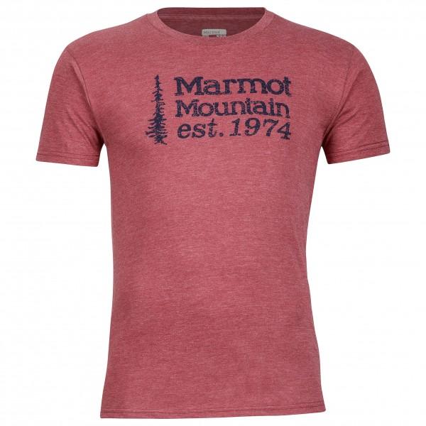 Marmot - 74 Tee S/S - T-paidat