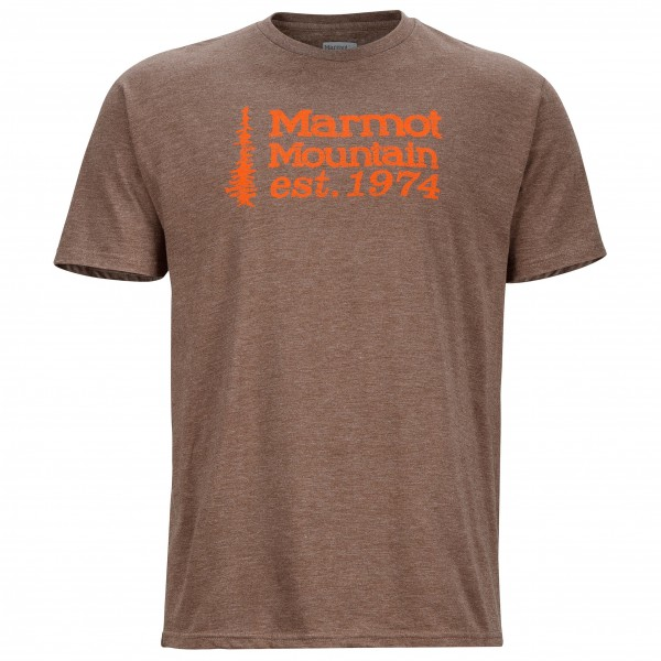 Marmot - 74 Tee S/S - T-skjorte