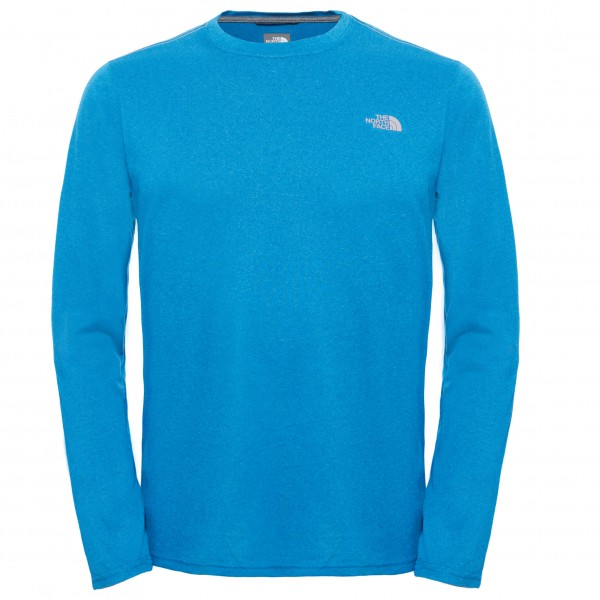 The North Face - Reaxion Amp L/S Crew - Laufshirt