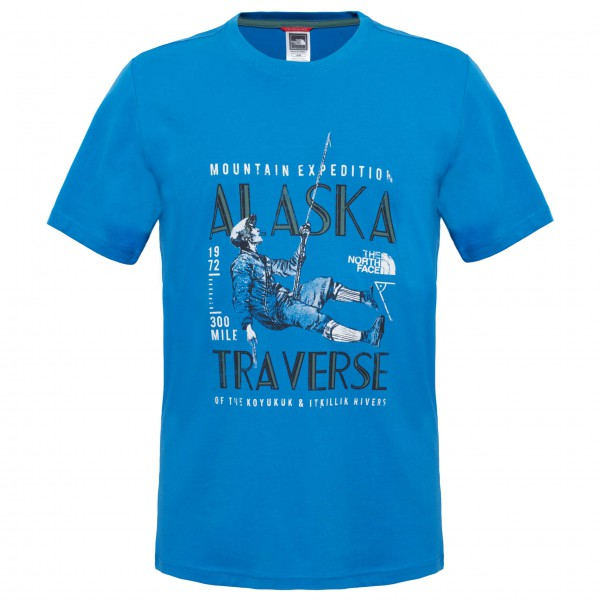 The North Face - S/S Expedition Tee - T-Shirt