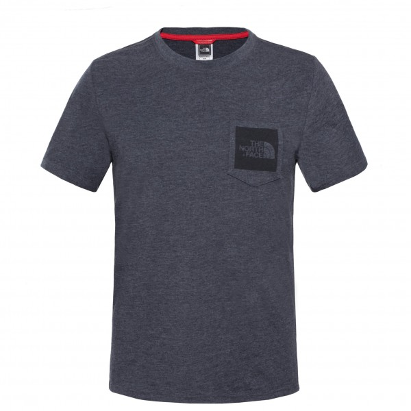 The North Face - S/S Fine Pocket Tee - T-paidat