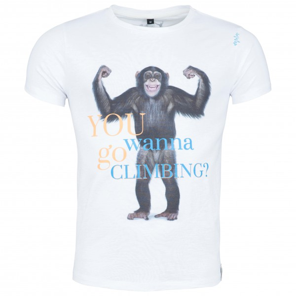Chillaz - T-Shirt Cult Monkey - T-Shirt