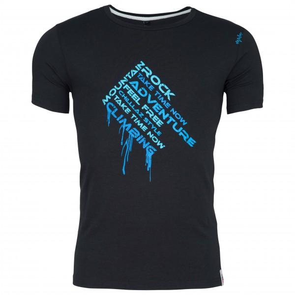 Chillaz - T-Shirt Mountain Rock - T-paidat