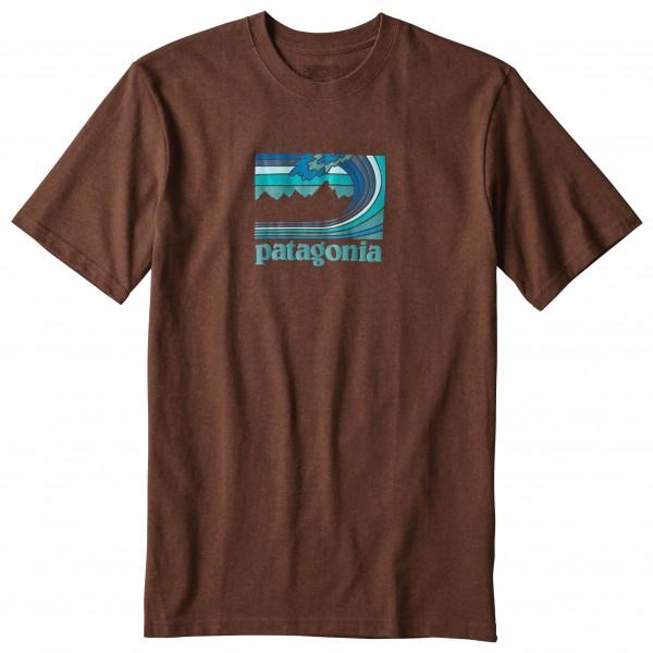 Patagonia - Framed Fitz Roy Cotton/Poly Responsibili-Tee