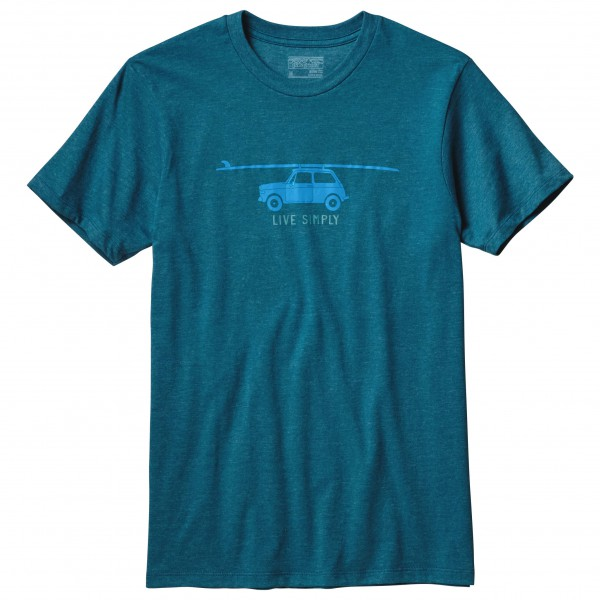 Patagonia - Live Simply Glider Cotton/Poly T-Shirt - T-paida