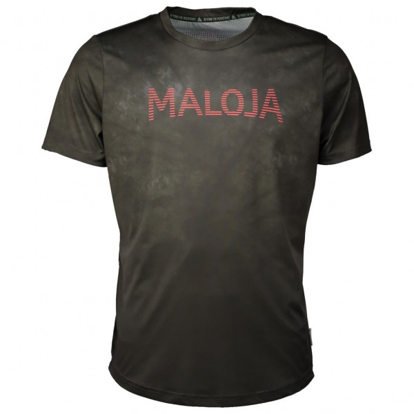 Maloja - KarlsteinM. Shirt 1/2 - Running shirt