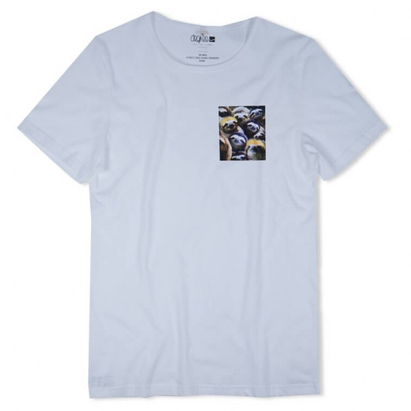 Degree - Sloth Pocket - T-shirt