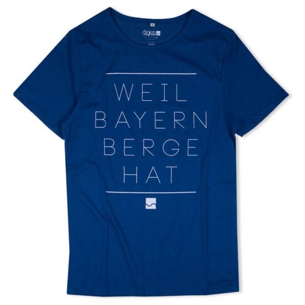Degree - Weil Bayern Berge - T-shirt