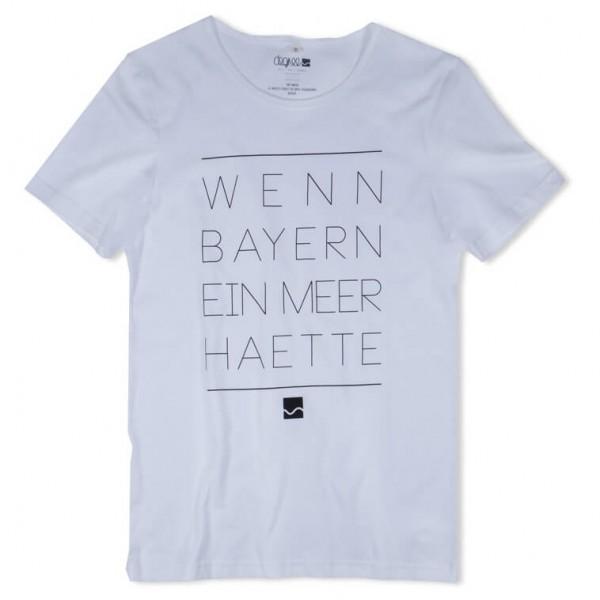 Degree - Wenn Bayern - T-Shirt