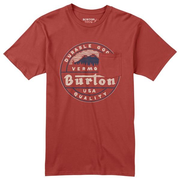 Burton - Long Trail S/S Tee - T-shirt