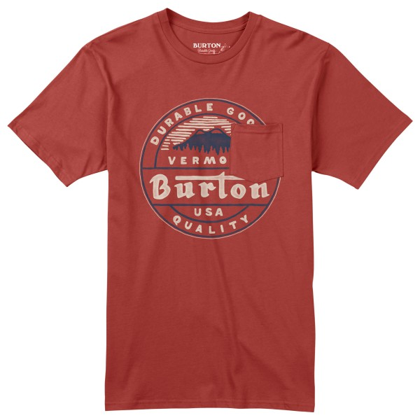 Burton - Long Trail S/S Tee - T-skjorte