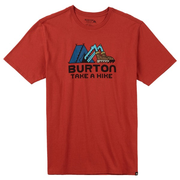 Burton - Take a Hike S/S Tee - T-shirt