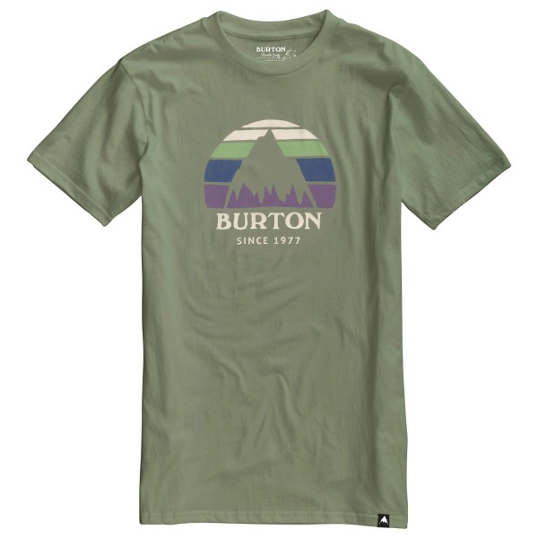 Burton - Underhill Logo S/S Tee - T-shirt