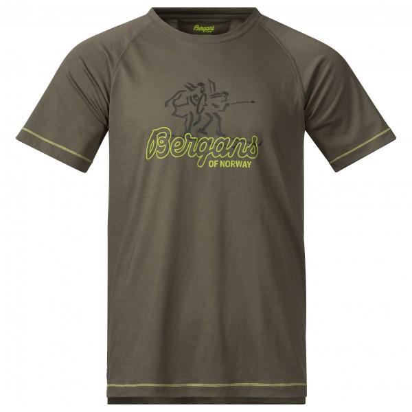 Bergans - Bergans Tee - T-shirt