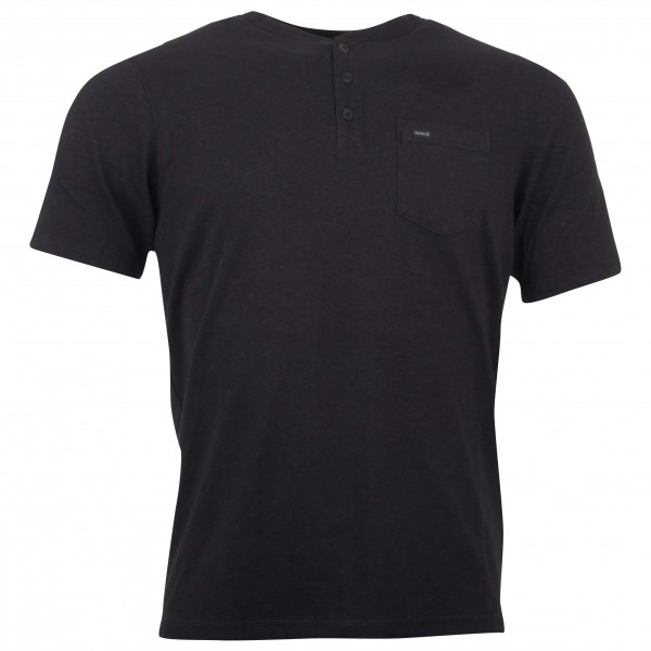 Hurley - Dri-Fit Lagos Henley 3.0 - T-shirt