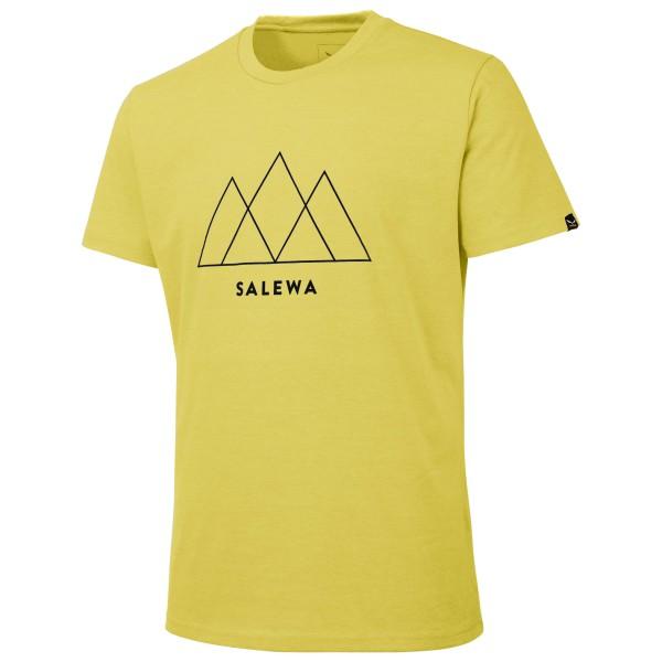 Salewa - Overlay Dry S/S Tee - T-shirt