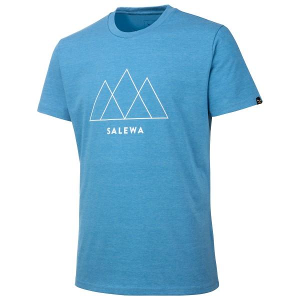 Salewa - Overlay Dry S/S Tee - Camiseta de manga corta