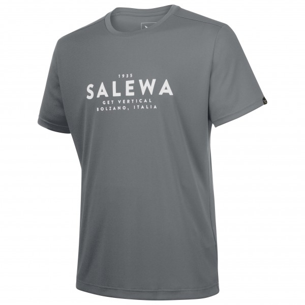 Salewa - Puez Graphic Dry S/S Tee - T-Shirt