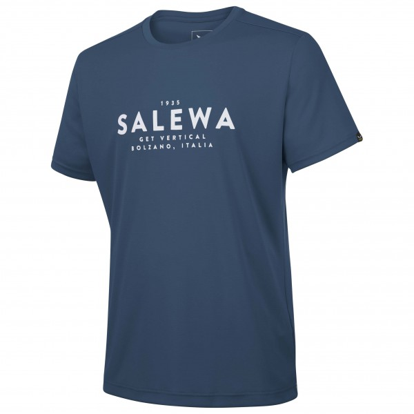 Salewa - Puez Graphic Dry S/S Tee - T-paidat