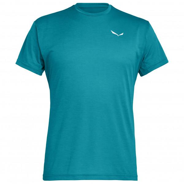 Salewa - Puez Melange Dry S/S Tee - T-skjorte