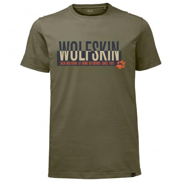 Jack Wolfskin - Slogan T-Shirt - T-Shirt