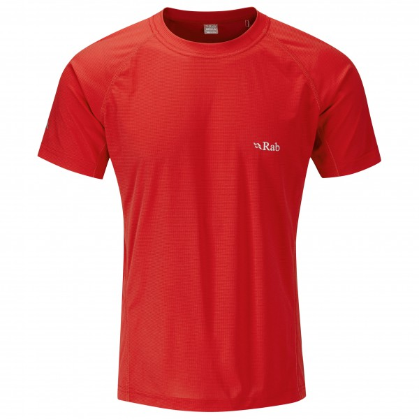 Rab - Interval Tee - T-paidat