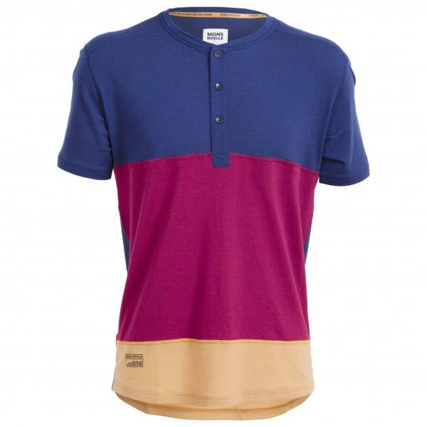 Mons Royale - Huxley S/S Henley FTBOTW - Sport shirt