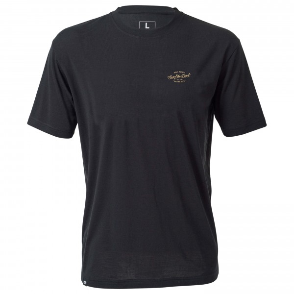 Mons Royale - Icon T-Shirt Dirt Small - Funksjonsshirt