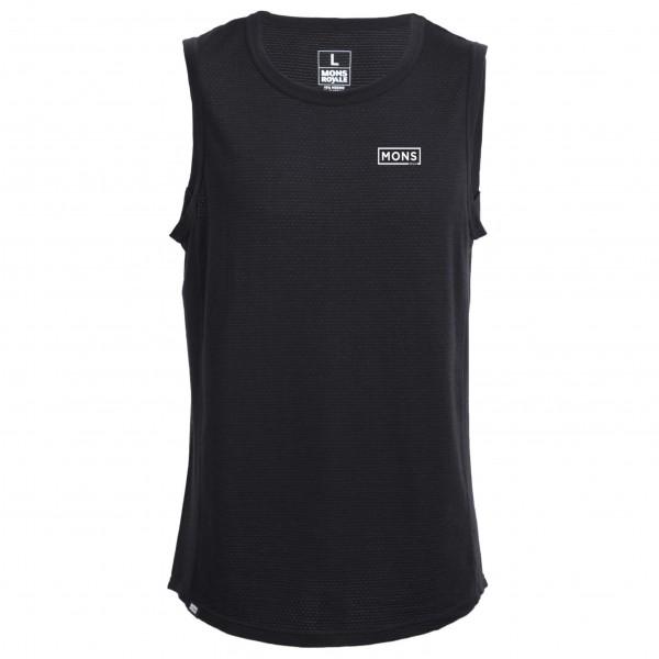 Mons Royale - Yamakasi Mesh Singlet - Sport shirt