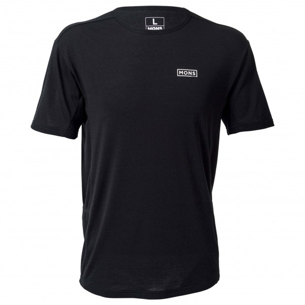 Mons Royale - Yamakasi T-Shirt - Functional shirt