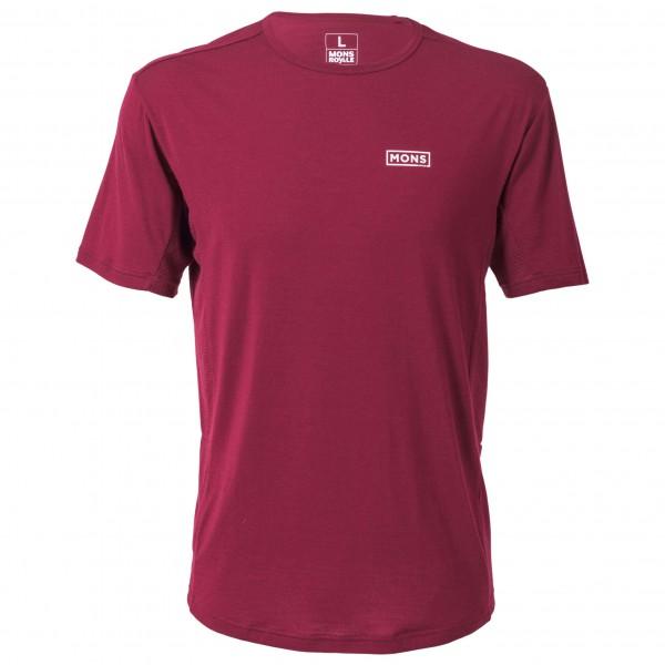 Mons Royale - Yamakasi T-Shirt - Funktionströja