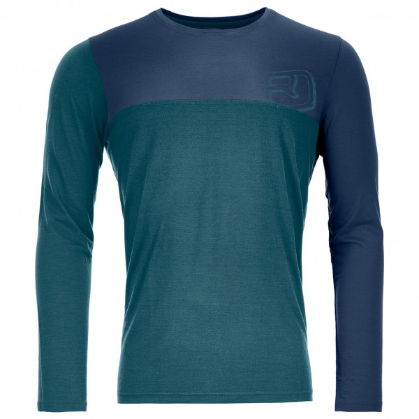 Ortovox - 150 Cool Logo Long Sleeve - Long-sleeve