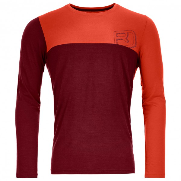Ortovox - 150 Cool Logo Long Sleeve - Manches longues