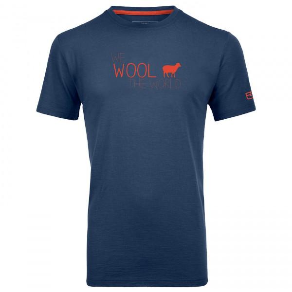 Ortovox - 150 Cool World T-Shirt - T-shirt