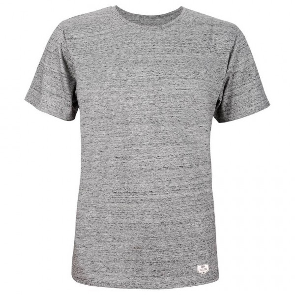 Bleed - Basic T-Shirt Grey Melange - T-shirt