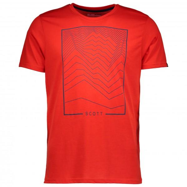 Scott - Shirt Trail MTN DRI 60 S/Sl - T-paidat