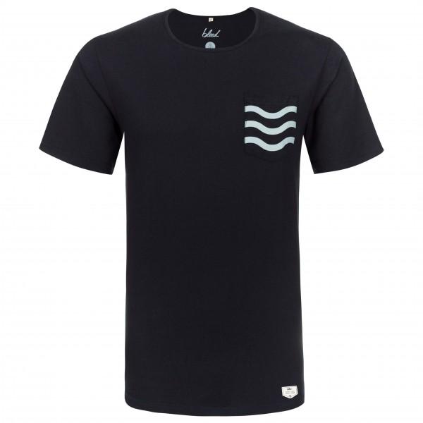 Bleed - Wave Pocket - T-shirt