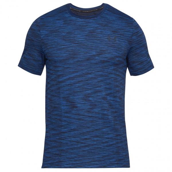 Under Armour - UA Threadborne Seamless S/S - Sport-T-shirt