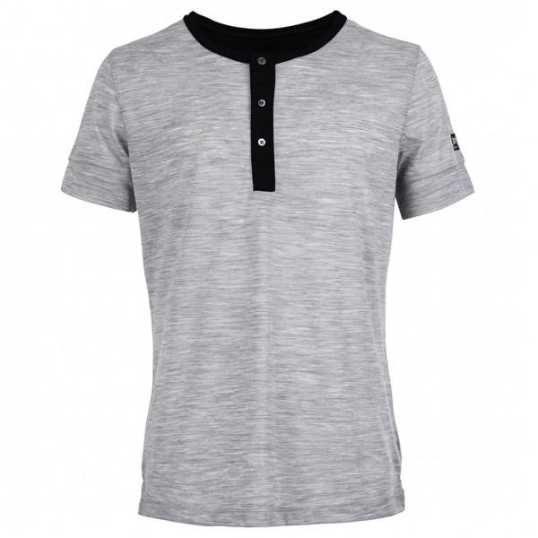 SuperNatural - Comfort Henley - T-shirt