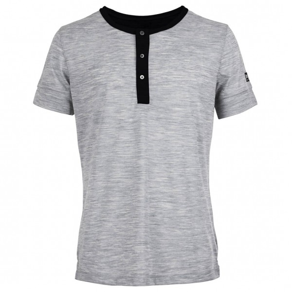 SuperNatural - Comfort Henley - T-skjorte
