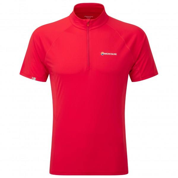 Montane - Sonic Zip T-Shirt - T-paidat